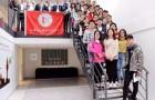 上海电机学院海外访学团参观Brüel & Kjær公司丹麦总部