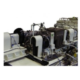 AT变速特性模拟试验装置
