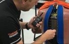 Thatcham Research选择双向无线电系统进行碰撞测试