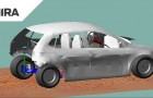 Horiba MIRA与MSC合作开发全球首个商用虚拟试验场