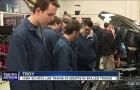 底特律高中建立最先进的汽车技术实验室 帮助学生成为机械师