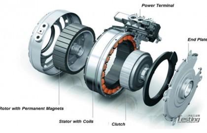 「技术」永磁同步电机噪声源分布一探究竟
