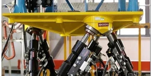 液压模拟台助华测完成复杂耐久性测试