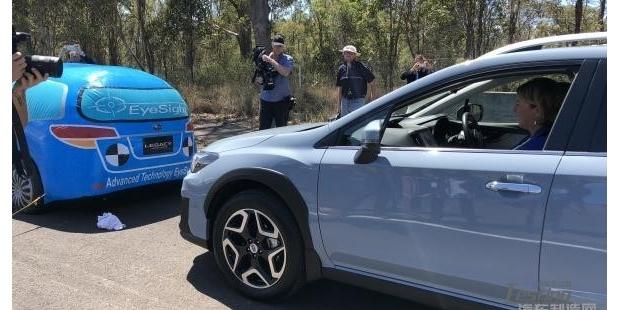 新南威尔士州政府升级Crashlab碰撞测试设施