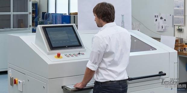 全新爆破压力测试台简化塑料部件测试