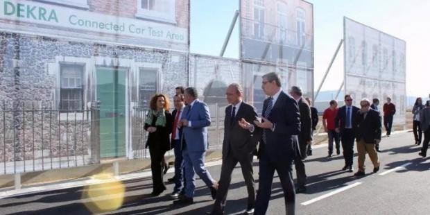 连接未来,DEKRA 西班牙互联互通测试场正式启用