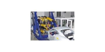 BIA安全带固定点试验系统