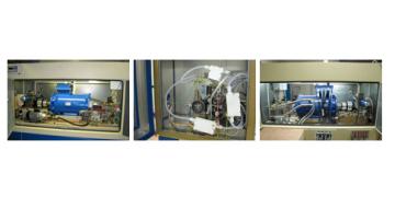 BIA发动机模拟试验系统