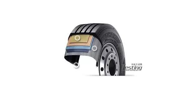轮胎呈带状结构对轮胎振动噪声的重要影响