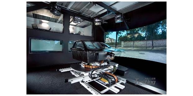 驾驶模拟器在2018年的发展预测
