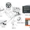 汽车操控部件测试系统