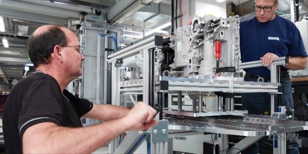 宝马开始建造价值约2.37亿美元的电池研发中心