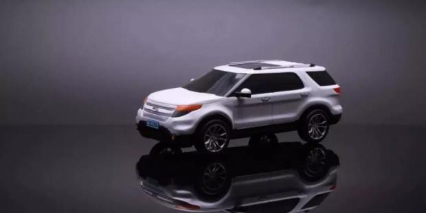 3D打印技术制造电动汽车只需三天,售价仅7500美元