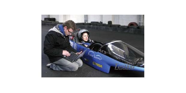 百公里耗油 0.04 升 - Sax 3.1赛车性能优化