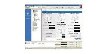 STARS Driveline 传动系自动控制系统