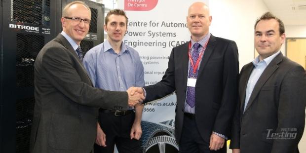 里卡多和南威尔士大学合作开发电动汽车电池系统