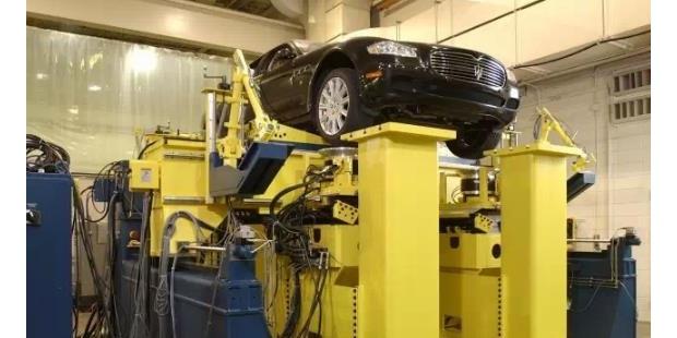 选择车辆K&C测试系统的关键因素