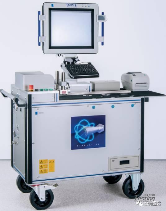 奇石乐在美推出Schatz行动测试设备