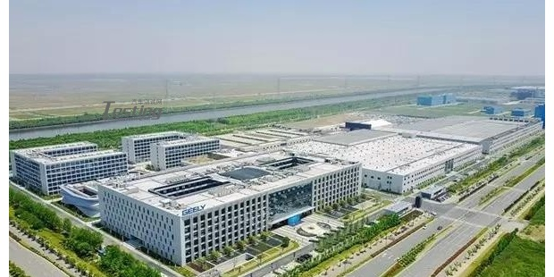探秘62亿元打造的吉利汽车研发中心及重要实验项目