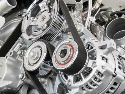 使用NI技术控制LTC发动机
