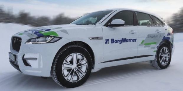 博格华纳在北极地区测试48V 电源系统解决方案