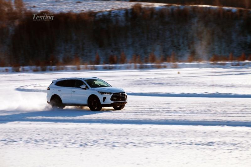 比亚迪全新一代唐成功通过南北半球做双寒带测试