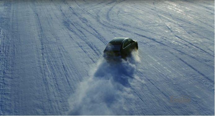 -40°冰雪测试,腾势500上市前最后一道试验!