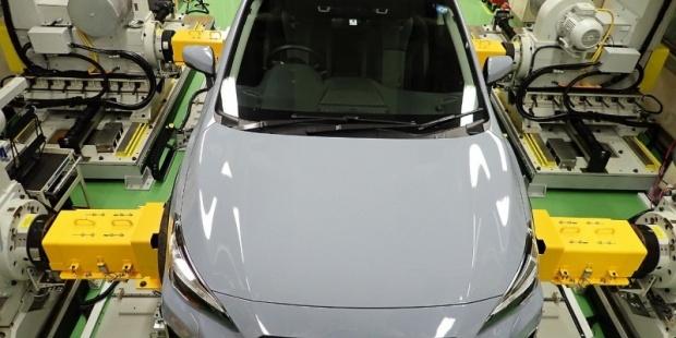 NI帮助斯巴鲁减少90%的电动车测试开发时间