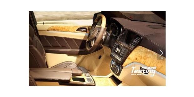 汽车内饰材料改善整车NVH性能