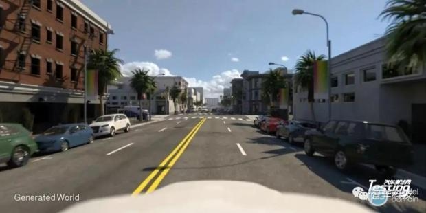 蔚来汽车使用的自动驾驶虚拟测试软件 可在一分钟内自动生成城市街区