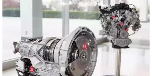 福特与通用联合开发的十速变速箱