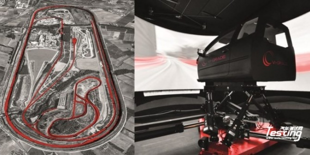 Applus+ IDIADA采用VI-grade的DiM250驾驶模拟器