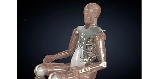 奇石乐开始提供完整的THOR假人系统
