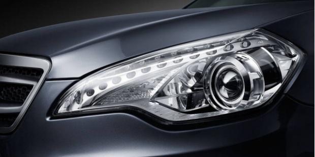汽车车灯成品质量测试系统设计