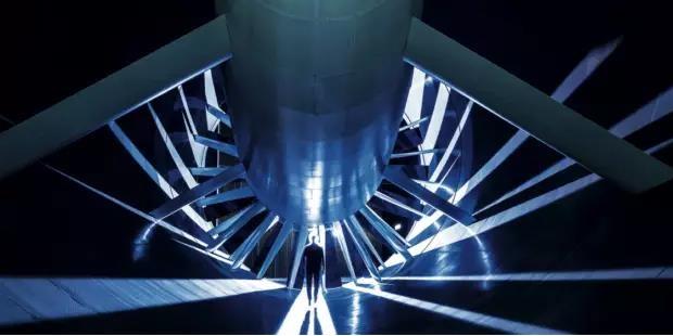 梅赛德斯-奔驰风洞测试