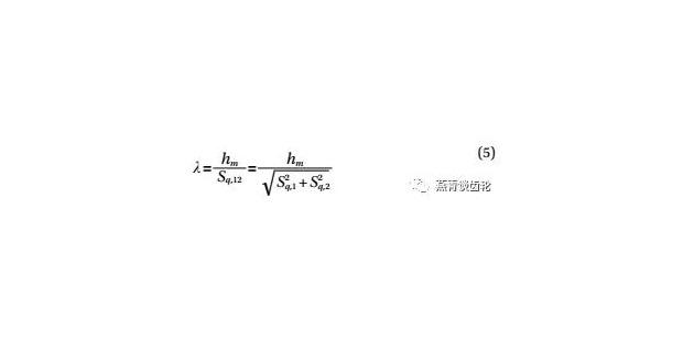 一种新的蜗轮传动效率预测的标准化计算方法(二)
