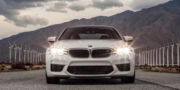 2018 BMW M5 首次测试回顾