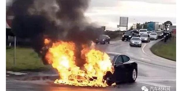 电动汽车内饰材料燃烧性能测试