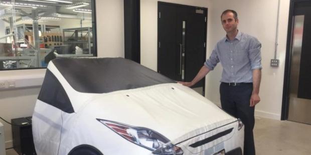 AB Dynamics 研发GST台车(可导航软目标台车), 助力ADAS测试