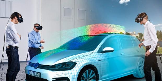 大众使用增强现实技术 更快、更高效开发汽车