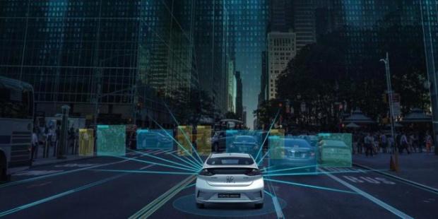 现代投资Metawave,为未来的自动驾驶汽车配备紧凑雷达