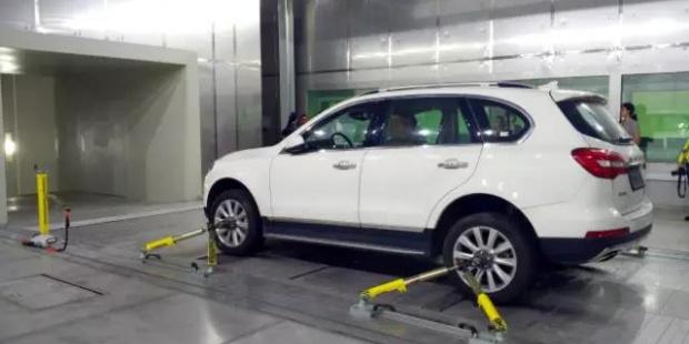 汽车风洞先进试验技术之底盘测功机