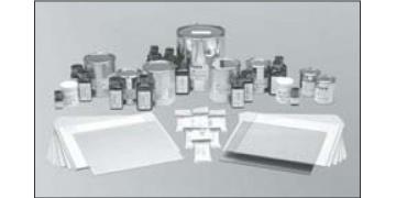 光应力涂层材料和粘合剂