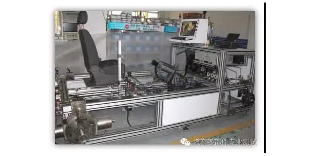 全面的乘用车和商用车制动系统测试