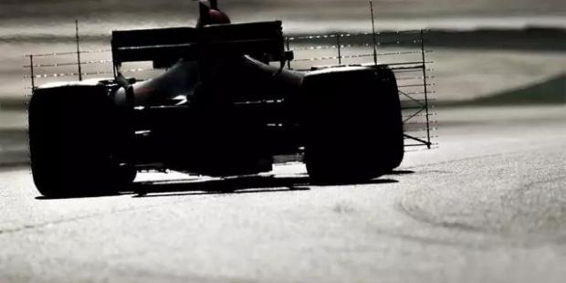 """F1赛车测试工具竟然是""""铁栅栏""""——aero rake"""