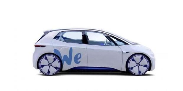 """大众汽车未来将提供""""零排放""""汽车共享服务"""