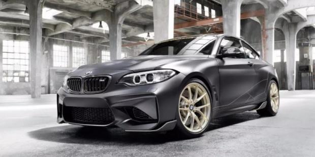 BMW M Performance Part concept 将于速度嘉年华上隆重献映