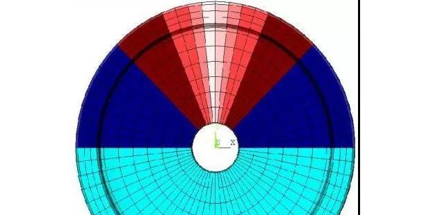 轴对称模型疲劳分析案例