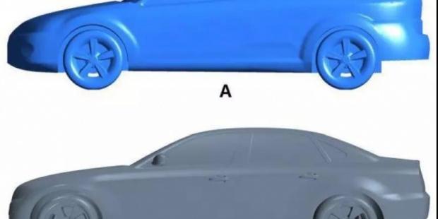 汽车空气动力学中不同车轮旋转模拟方法的比较研究