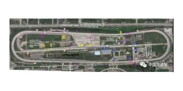 """交通运输部首批认定的三大""""自动驾驶封闭场地测试基地""""揭秘"""